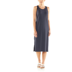 Icebreaker Yanni Tank Midi Dress Dam panther